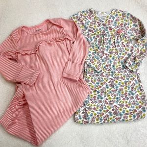 Carters sleep gown bundle. 3mth